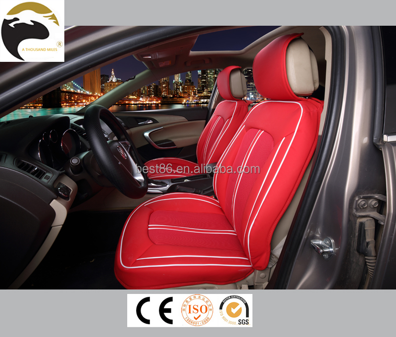 Factory manufacture cheap seat covers for auto