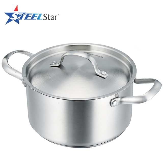Staineless Steel Casserole / Casserole hot pot with stainless pot Lid