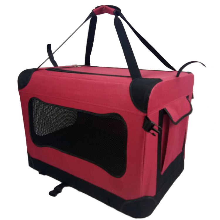 New products of dog crates and portable pet house dog bag for outdoor and indoor