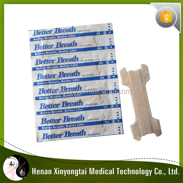 China factory wholesale anti snore nasal strips