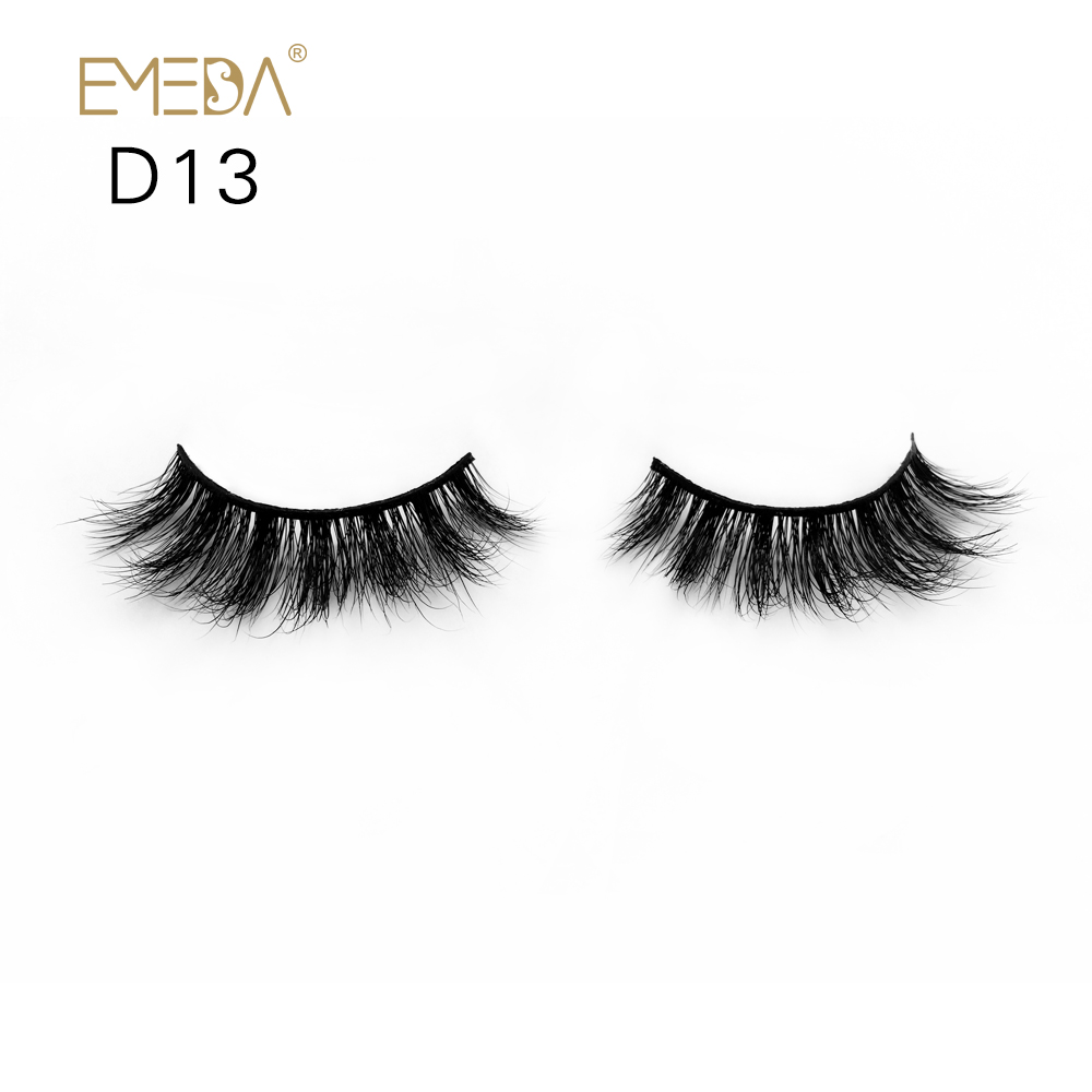 Luxury fur 3d Mink Eyelashes,Real Fur Material,Relatively Expensive Price Y-75