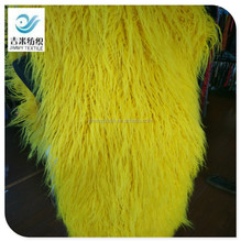 Luxury Shag Faux Fur Shaggy Long Pile Plush Toy Fabric
