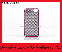 diamond design case for cell phone for iphone 5 5g 5c 5s for mobile phone little diamond pattern color case