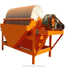 Series CTB mineral drum wet magnetic Separator