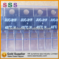 (Temperature Control Switches or temperature relay TO-220 controlled fan cooling) 45C type H JUC-31F