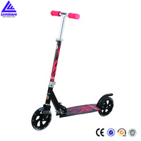 2016 Top Quality 200mm two big wheel scooter