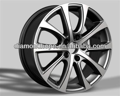ZW-BU971 steel wheels 18 inch Alloy Wheels