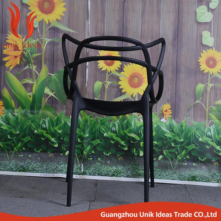 Venta caliente silla de pl stico dise o italiano apilable - Sillas diseno italiano ...