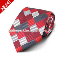2018 Trendy Casual Designs Men's Woven Wide Polyester Neck Tie