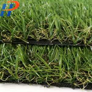 PP PE Weddings decoration artificial turf, 45mm lawn 4 tone synthetic grass for Wedding Occasion