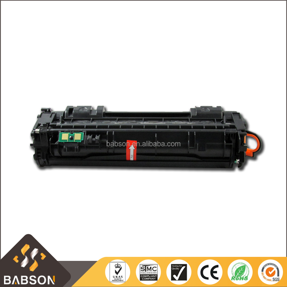 China Cheap Price Toner Cartridge Q7553, 53A Compatible for HP LaserJet P2010/P2015/P2014/M2727nf