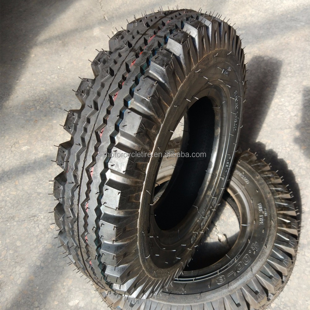 Used motorcycle tire racing tircycle tire 4.00-8 made in China