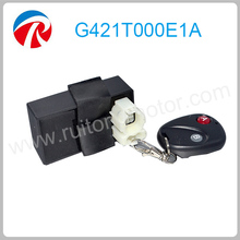 GY6 scooter remoto control CDI for 10 inch tire