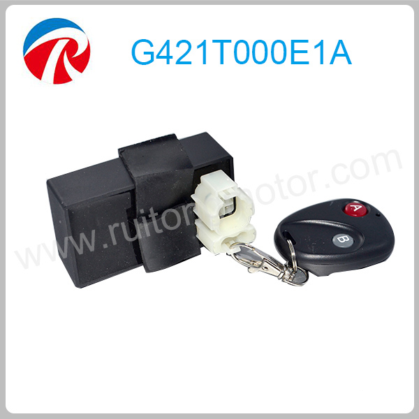 motorcycle adjustable remoto control CDI