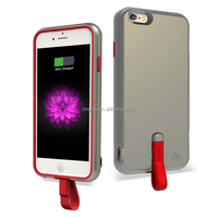 Own patented power bank case for iphone 6 with formal MFI