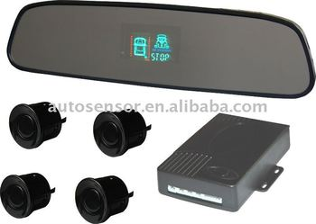 hot ATS-095 rearview mirror parking sensor
