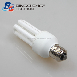 Compact Fluorescent Bulb Lamps 26W 15W 3U Energy Saving Lamp
