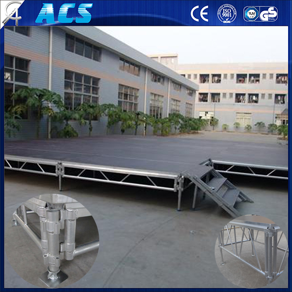 Used stage curtains outdoor concert stage for sale