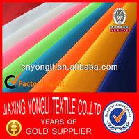 190T polyester taffeta fabric for linings
