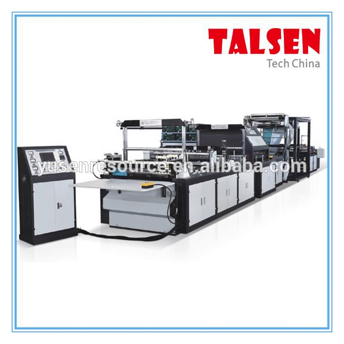 2013 Different Patterns Non Woven Bag making machine