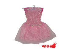 2014 new arrival summer boutique princess girls cotton dresses wholesale costumes for teen girls