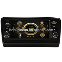 LSQ Star Cheap Model!!!for Skoda Octavia 2014 Car Autoradio With Gps+3g+bt+ipod ST-8065