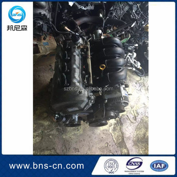Good Condition Used 1ZZ Gasoline Engine For Corola