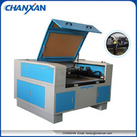 60/80W dog neck line laser engraving machine in China