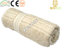 Exotic Best rated Thick Yarn dyed Terry Ribbed Bath towel brands