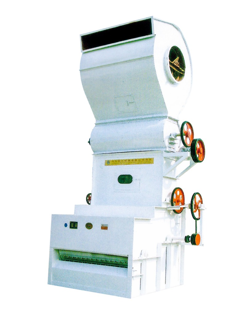 MQZ-4 seed cotton cleaning removing machine