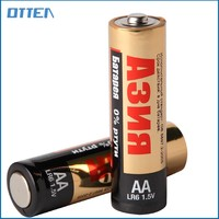 LR6-2B alkaline zinc manganese optima battery AA