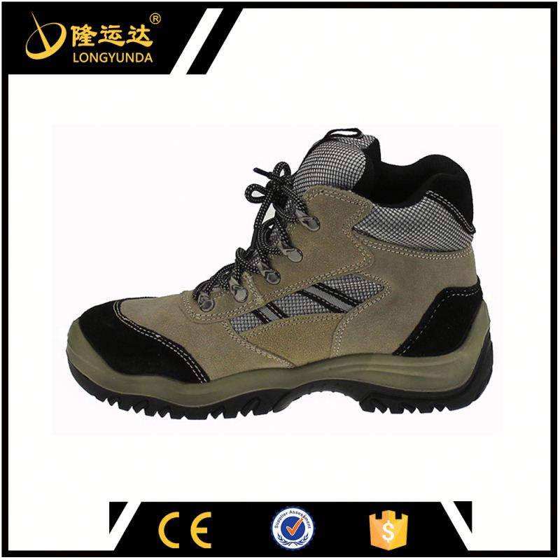 PU/PU duel density outsole material and safety shoes type safety leather products