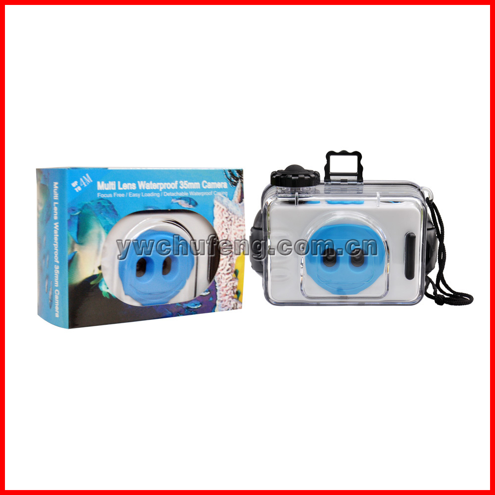 2 lens in 1 photo Wedding Disposable camera traveling camera