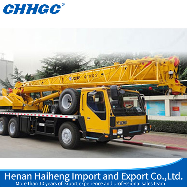 XCMG small hydraulic 20T Truck Crane QY20G.5 for sale in dubai