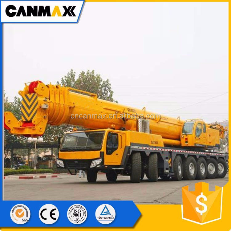 Latest Design Durable Using 35 ton truck crane