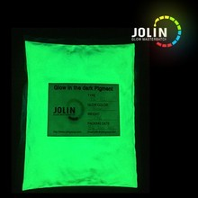 2015 new products glow in the dark glitter powder for paint