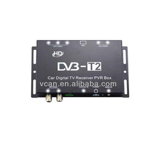 Latest digital HD DVB-T2 receiver with two tuner PVR USB recorder hd mpeg4 tablet dvb-t2 dvb-t converter wholesale