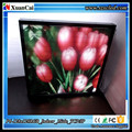 Indoor led full color video screen P6--128x128RGB Time, date, Text, image, videos LED sign display panel screen board