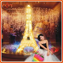 Event decor IP46 motif light eiffel tower