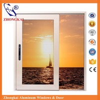 glass window and door ,aluminum profile and glass sun room