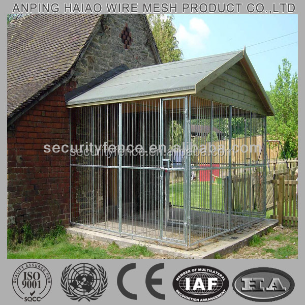 2017 new style high quality cheap dog garden fence( 10 year factory with ISO & CE)