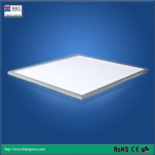 Taiwan chips 48W 600*600 ultra slim square suspended recessed ceiling led commercial home lighting fixture