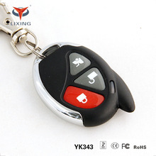 Factory Wholesale Price Best quality 430.5Mhz universal remote car alarm one way anti-hijacking car alarm system