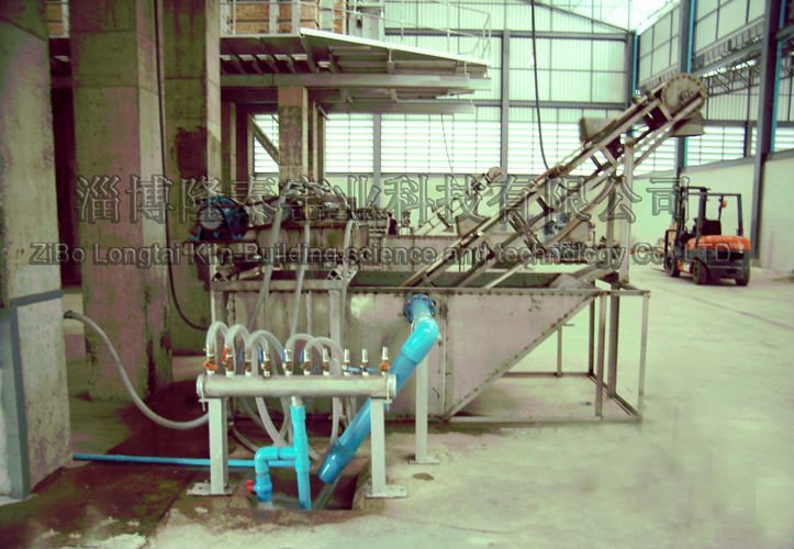 Chain And Belt Conveyor With Bucket