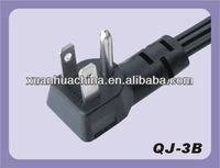 North America standard plug ,UL Approved plug ThreePole Plug