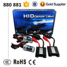 12V DC car xenon hid kit for 880 881 with 3000K-12000K