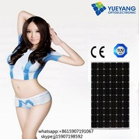 2015 discount solar panels for soalr panel Mono 250W Europe stock broken solar cells