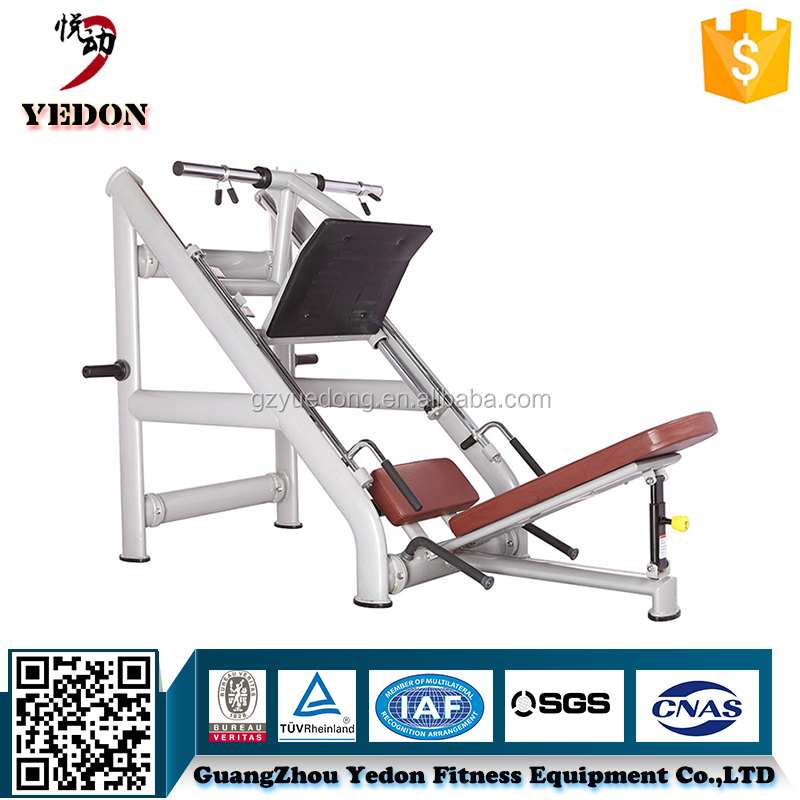 YD-1619 Guangzhou Yedon 45 degree Leg Press Commercial Fitness Equipment