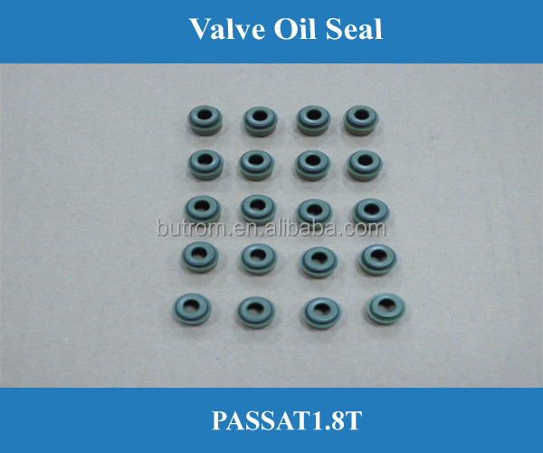 Chinese supplierauto parts for passat 1.8T stem oil seal of high quality and best price