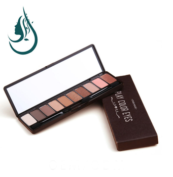 private label eyeshadow palette makeup oem eyeshadow palette